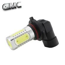 car accessories lights led car 7.5W 12V 9006 led bulb