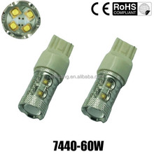high power led bulb auto T20 LED 7440 7443 light turn light