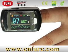 CE Approved OLED Waveform Display Mini Fingertip High Quality Digital Sensor Bluetooth Pulse Oximeter FPX-016 MADE IN CHINA