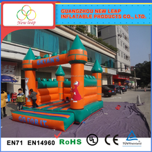 Fits school and other entertainment kids inflatable jumping castle