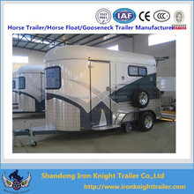 2 Horse Camping float Racing horse trailer