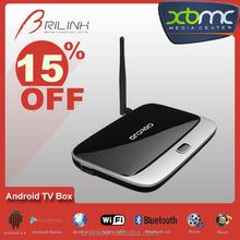 Quard Core Android Smart Zaap TV Box Arabic, Zaap TV Arabic Box 2GB RAM 8GB ROM with Bluetooth 4.0