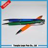 Cheap promotional slim simple promotion plastic ball pen