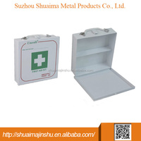 factory direct sale238*60*238mm first aid kit tool box