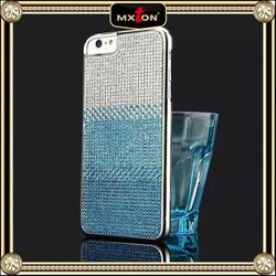Plain With Custom Sizes Diamond Tpu Back Case For Iphone 6 Plus