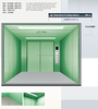 elevator weight goods lift without machine room