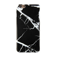 2015 hot saling case for iphone marble cover case skin for apple iPhone 6 5.5'