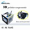 High quality Himalaya economical metal 3d printer gear