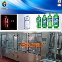 3000~18000BPH automatic carbonated Liquid filling machine