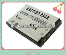 3.7V 1200mAh replacement camcorder battery pack for Casio NP-70