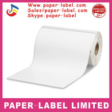 scale barcode labels/zebra printer(water proof barcode label)