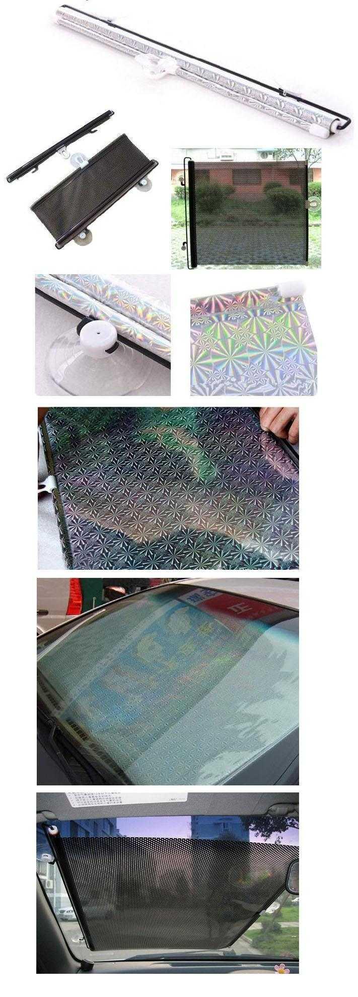 Защита от солнца для переднего стекла авто 1Set Auto XQrW