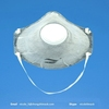active carbon disposable full face spray mask exhalation valve