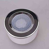 Motion/PIR sensor with anti theft alarm for smart home/house automation