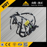 Earth moving machinery spare parts of wiring harness 201-06-73113 on PC60-7