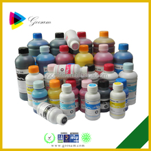 Premium Pigment Art Paper Ink Suit for Piezo-Electronic Printers with the Media No Coating Needed