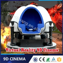 9D Virtual Reality Cinema VR Glasses 9D Cinema/Theater With Amazing Special Effects With 1/3 Blue Seats