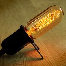 Home decoration 110V/220V 40W E27 industrial Antique vintage edison light bulb