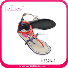 New fashion plastic jelly bean shoes PVC air blowing shoes beach plastic sandals