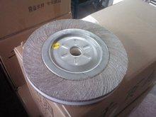 sand paper grinding wheel