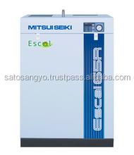 air compressor portable air compressor mini scroll compressor Mitsui Hitachi Japan
