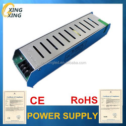 100W Slim led switching power supply,2 years warranty