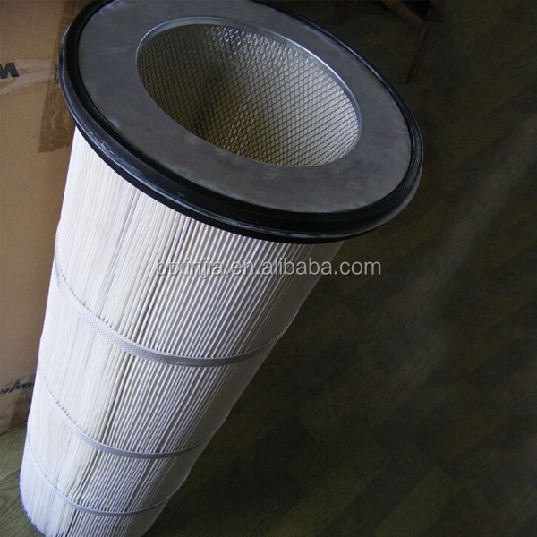 Round Air Filter Paper : Hepa paper pleated round type air filtration filter