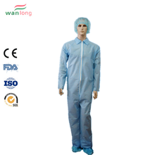 medical consumables/sterile disposable SMS polypropylene surgical gown for hospital