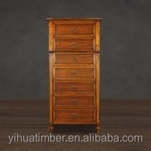 hot sale white living room furniture chest of drawers,Wooden Display cabinet table drawer chest