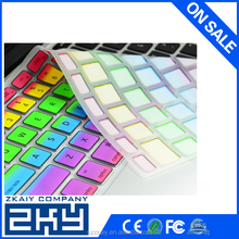 for Apple MAC MacBook Pro US Style Silicone Keyboard Cover Protector Skin, offer from a 8 year keyboard cover factory