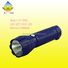 New disign best sales high quailty square flashlight