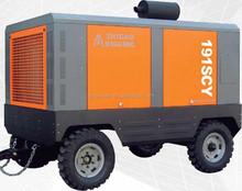 Portable Diesel Screw Air Compressors (Low, Medium Pressure Series)100Psi-350Psi/100cfm-1500cfm