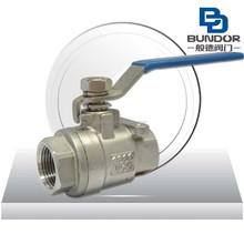 DN20 Thread Stainless Steel Ball Valve