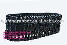 Bombardier snowmobile rubber track/snowmobile track/Skidoo/yamaha snowmobile/snowmobilr