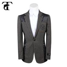 Designer tailor made wedding suits for men