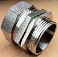 zinc alloy cable conduit box connector