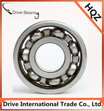 Iron cage Deep Groove Ball Bearings 6004-RNR
