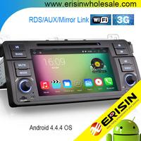 Erisin ES2246B 2 Din 7 inch E46 M3 Car DVD Android 4.4.4 GPS Radio Bluetooth 3G WiFi