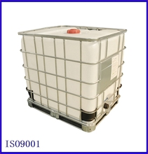 1000 L IBC barrels , 1000 liter IBC drums in China Sichuan , IBC tanks for China sichuan chemicals exporting