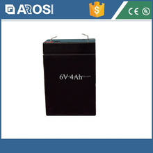 storage battery 6v 4ah security and alarm battery