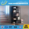 latest elegant bookcase design D2018B00-R4029