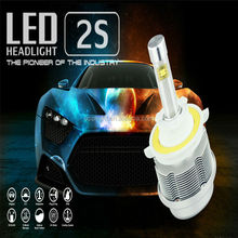 headlight for mitsubishi l300 factory direct wholesale 30w car h4 led headlight high power zoom headlamp