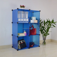 cheap discount PP material Cube DIY closet storage without doors (YK-1008)
