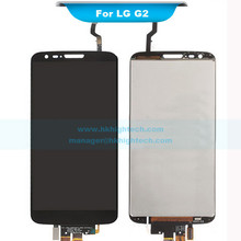 100% tested oem original lcd touch screen for LG g2 display assembly for lg d800