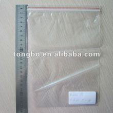 Transparent Thin PE Plastic Bag with Punching/Zipper
