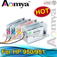 Aomya high quality 950 951 CISS for HP printer Pro 8100 8600