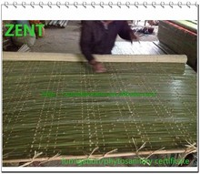 ZENT-19 Raffia bamboo mat for Jewish holiday /Raffia Bamboo Mats green bamboo mats for Religious