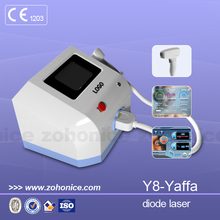 Portable 808nm diode laser for permanent hair removal