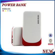 2015 New Online factory wholesale 13000mah portable mobile power bank/mobile power supply