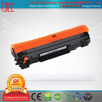 IP Safe Compatible Monochrome Toner Cartridge for SmartTact 2.0 HPQ CB436A, new technology for hp printer